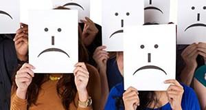 негативные эмоции