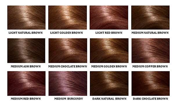 Смешивание краска волос в домашних условиях 67