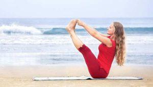 йога для похудения живота для начинающих в домашних условиях