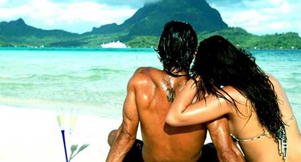 море, мужчина и женщина, курортный роман