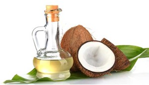 масло кокосовое