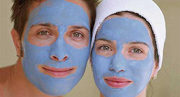 голубая глина применение