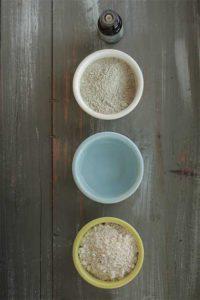 Голубая глина свойства и применение для лица